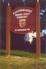 Kanatsiohareke Mohawk Indian Community